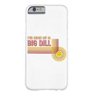 """I'm Kind of a Big Dill"" Pickleball Case"