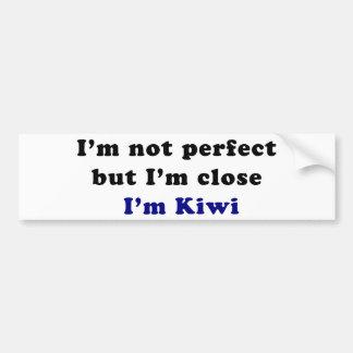 I'm Kiwi Car Bumper Sticker