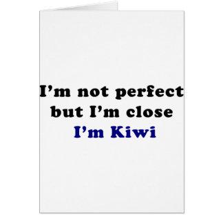 I'm Kiwi Card