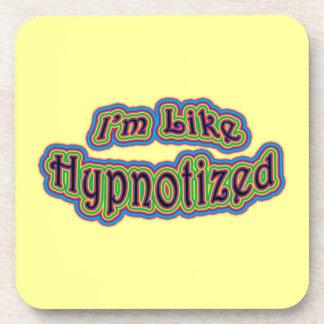 I'm Like Hypnotized Drink Coasters