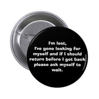 I'm lost . . . pins