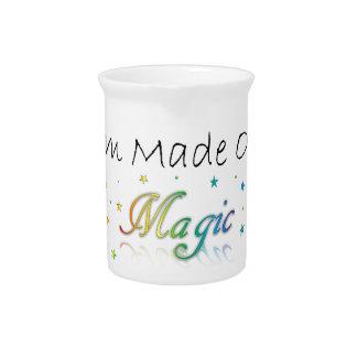 I'm Made Of Magic Pitcher