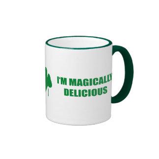 I'M MAGICALLY DELICIOUS RINGER MUG