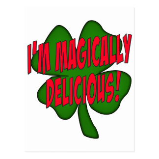 I'm Magically Delicious! Postcard