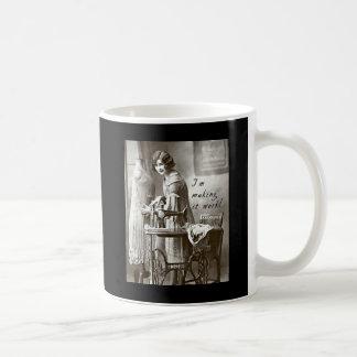 I'm Making it Work Coffee Mug