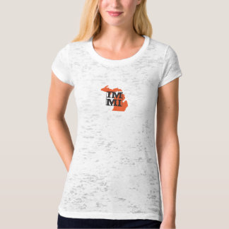 I'M MI Michigan T-shirt