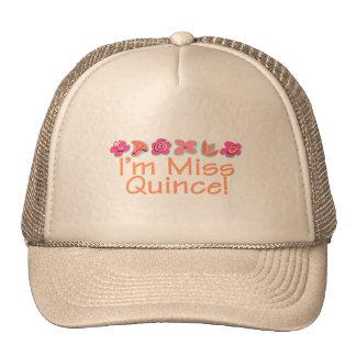 I'm Miss Quince Cap
