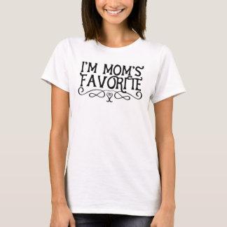 I'm Mom's Favorite Daughter T-Shirt