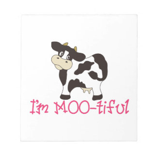 Im MOO_tiful Notepads