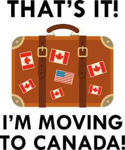 moving to canada gifts on zazzle au