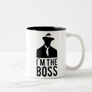 I'm mug the Boss