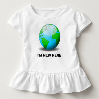 I'm New Here Toddler T-Shirt