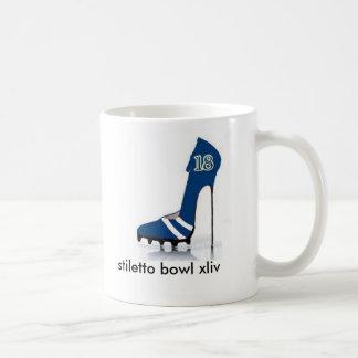 I'm No Saint Stiletto Bowl Mug