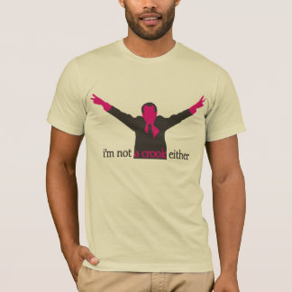 i'm not a crook either - Magenta T-Shirt