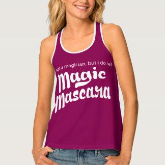 I'm not a magician, but I do sell Magic Mascara Tank Top