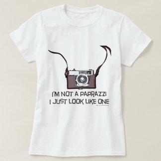 I'm Not A Paparazzi T-Shirt