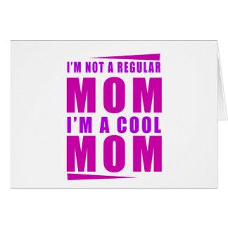 I'm not a regulus mom i'm cool mother card