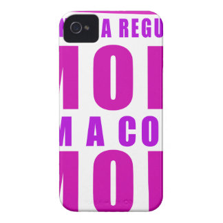I'm not a regulus mom i'm cool mother iPhone 4 covers