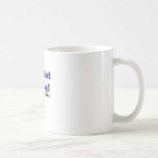 Im Not Bossy I Have Leadership Skills Basic White Mug