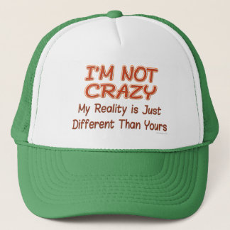 I'm Not Crazy Hats