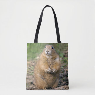 I'm Not Fat, I'm Cuddly All Over Print Bag