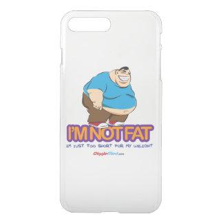 I'm Not Fat iPhone 8 Plus/7 Plus Case
