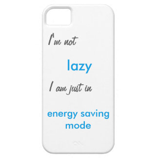 I'm not lazy-phone case