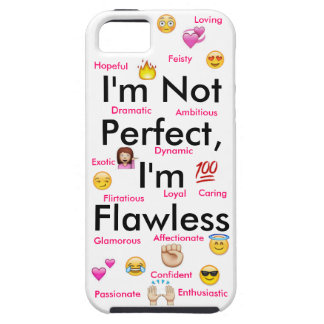 I'm Not Perfect... Iphone 5/5s Case