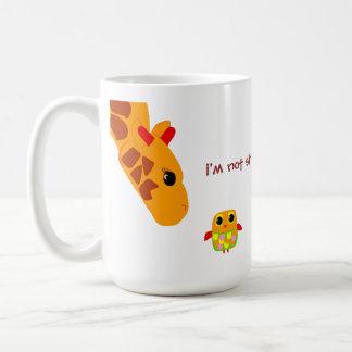 I'm not short, I'm fun sized! Coffee Mug
