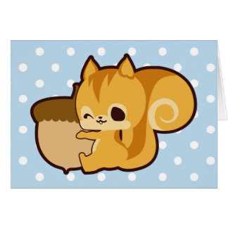 I'm Nutty for You! Greeting Card