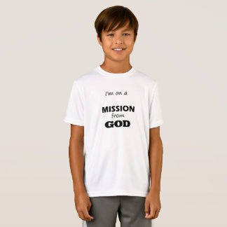 i'm on a mission from god T-Shirt