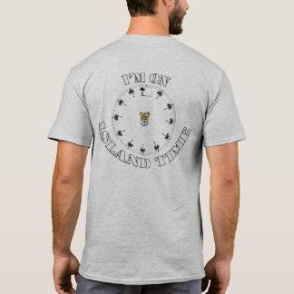 I'm on Island Time Men's T-Shirt
