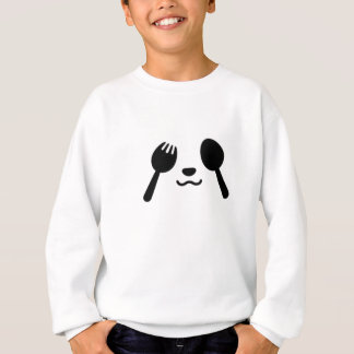 I'm on Pandalicious Diet Sweatshirt