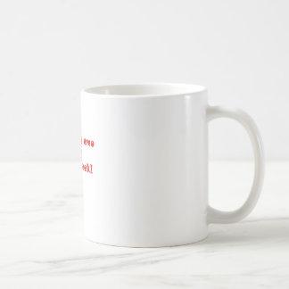 Im Only Emo for Tech Week Coffee Mug