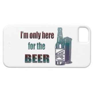 I'm only here for the Beer Electronic Case