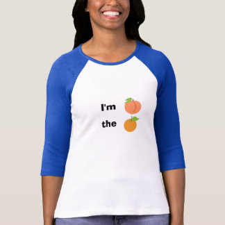 I'm peach the orange T-Shirt