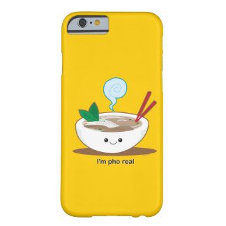 I'm Pho Real Barely There iPhone 6 Case