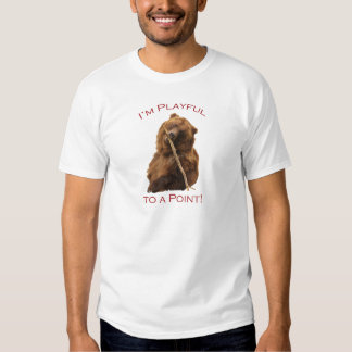 I'm Playful to a Point! T-shirt