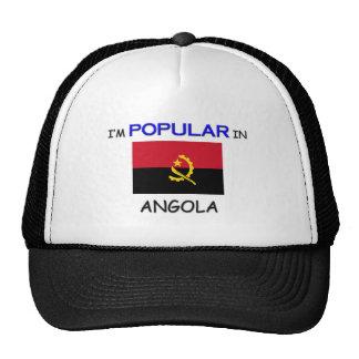 I'm Popular In ANGOLA Trucker Hats