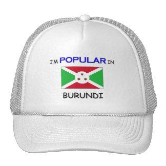 I'm Popular In BURUNDI Mesh Hat
