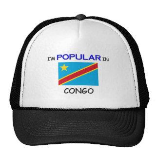 I'm Popular In CONGO Hat