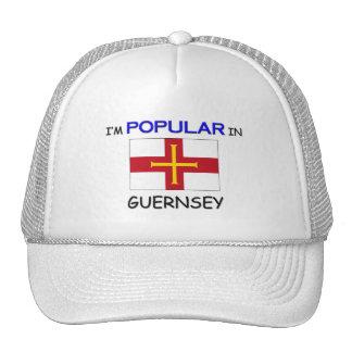 I'm Popular In GUERNSEY Mesh Hat
