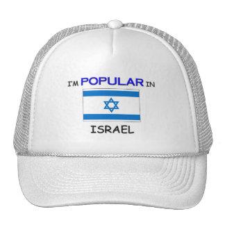 I'm Popular In ISRAEL Hats