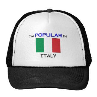 I'm Popular In ITALY Trucker Hat