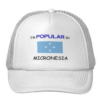 I'm Popular In MICRONESIA Trucker Hat