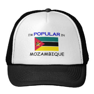 I'm Popular In MOZAMBIQUE Trucker Hats