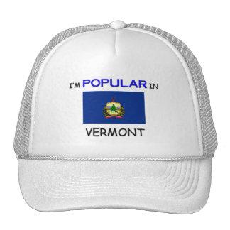 I'm Popular In VERMONT Trucker Hat
