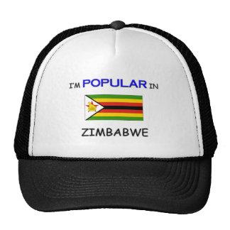 I'm Popular In ZIMBABWE Trucker Hats