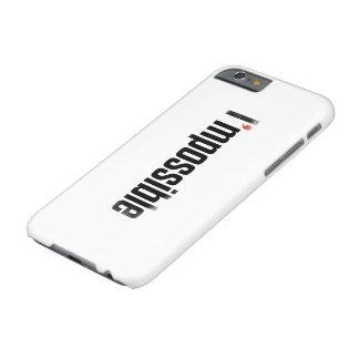 I'm possible design Phone case