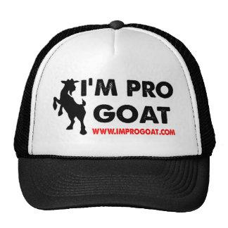 I'm Pro Goat Cap